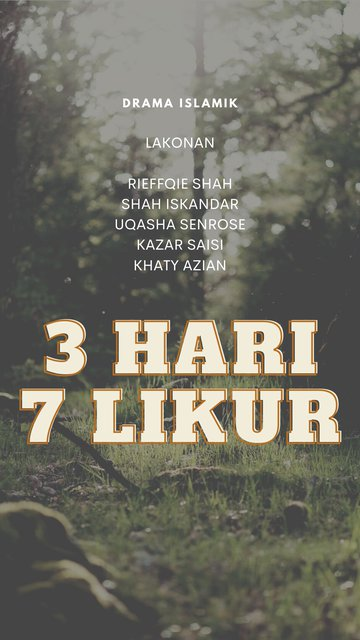 3 Hari 7 Likur